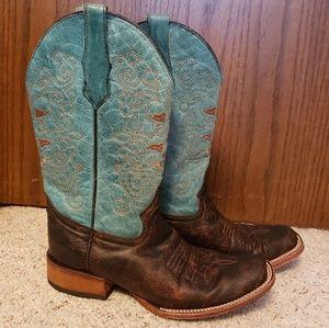 Circle G Cowboy Boot 8.5
